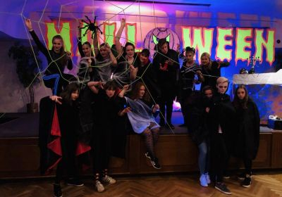 Halloween-Party für Kinder 31.10.2019